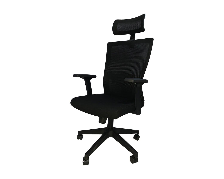 Ofix Korean-101J High Back Mesh Chair (Black)