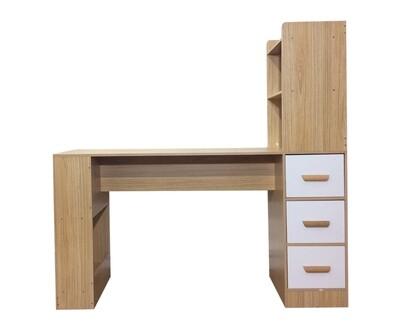 Ofix 401-Writing Desk w/ Storage (135*45)