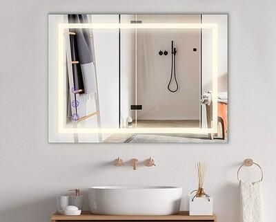 MYKE Wall-Mounted Led Bathroom Mirror-DP339A