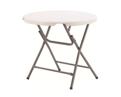 Ofix 80cm Round Table (White)