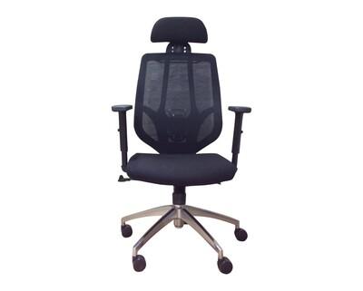 Ofix Korean Y86 Ergonomic Office Chair (Black)
