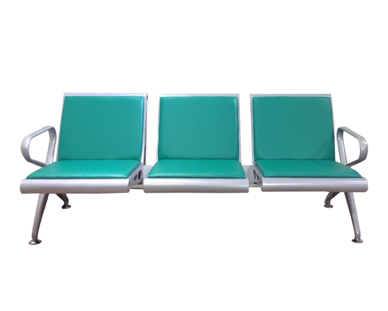 Ofix Airport Gang Waiting Chair With PU (3 Seater/ 4 Seater) (Blue, Green)