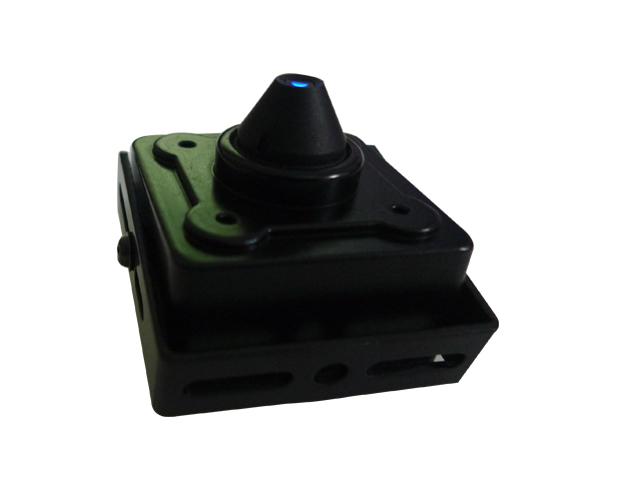 Qube RUSTY 720P 1MP Wide Dynamic Range PINHOLE CCTV CVI Camera