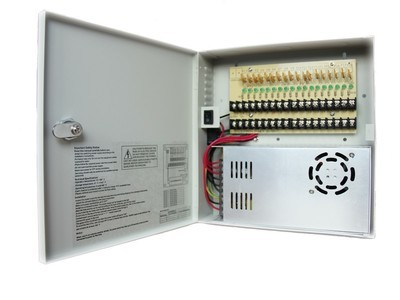 Qube 18CH (30 AMPERE) CENTRALIZE POWER SUPPLY