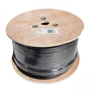 Qube 1 PAIR UTP WITH POWER 18/2 CABLE (1 ROLL/305 METERS)