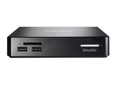 SHUTTLE NUC NS02A Android 5.1 Computer