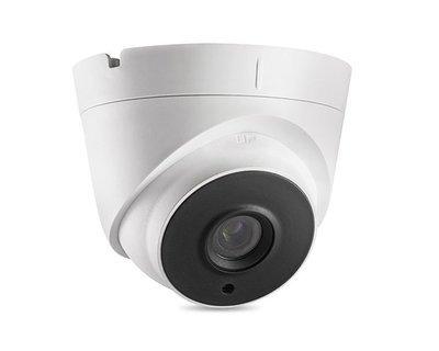 QUBE AUKLET 1080P 2MP 4in1 40M IR DOME CCTV TVI CAMERA
