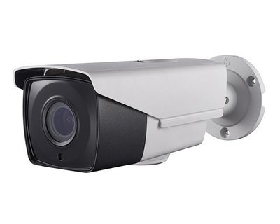 QUBE HOODED 3MP MOTORIZED LENS WDR BULLET CCTV TVI CAMERA ( Available at Davao Branch Only )