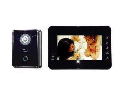 Qube VIDEO DOOR PHONE (IP KIT)