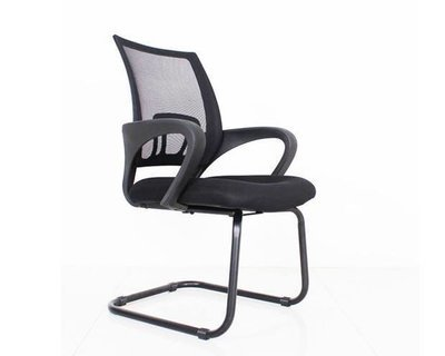 Ofix Deluxe-16 Mid Back Mesh Chair (Black)