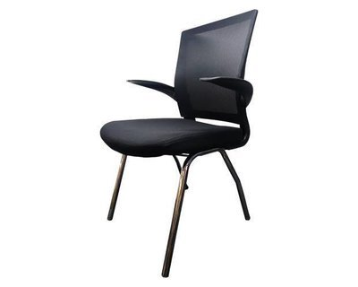 (Sale Item) Ofix Korean-10 Mid Back Mesh Chair (Black) (Available From Display)