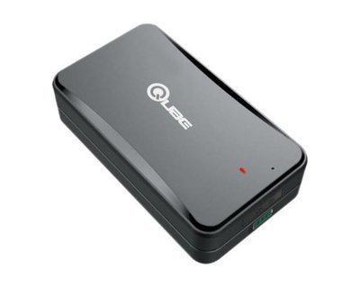 QUBE 10,000 mAh Asset & Vehicle GPS Tracker -No Installation Required