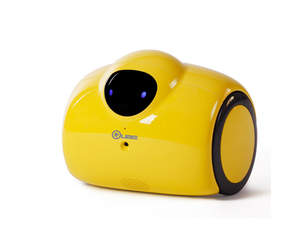 Qube Wifi Rover (Roving CCTV Camera w/ Battery)