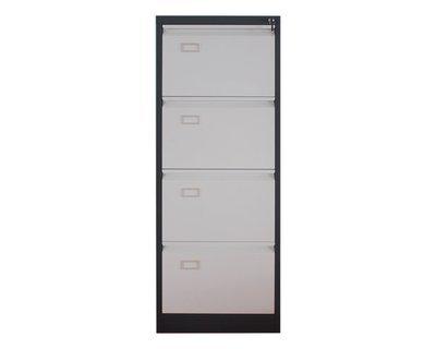 Ofix Steel Vertical Filing 4 Drawer Cabinet