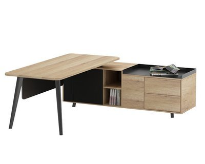 Ofix 001-EX (180x180) Executive Table