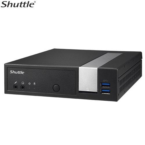 SHUTTLE DL10J Fanless 1 liter PC with Intel Gemini Lake Computer