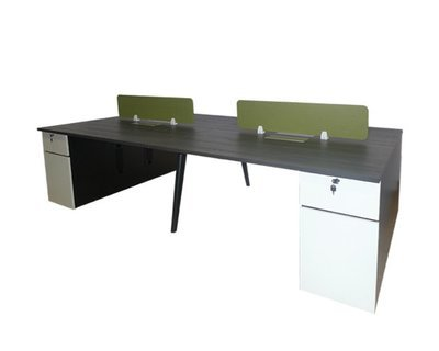 Ofix 002-WS (240x120) 4 Seaters Desk