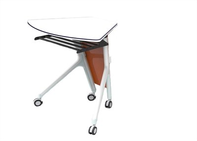 Ofix 106-OF (73x52) Fan shape Foldable School/Training Desk