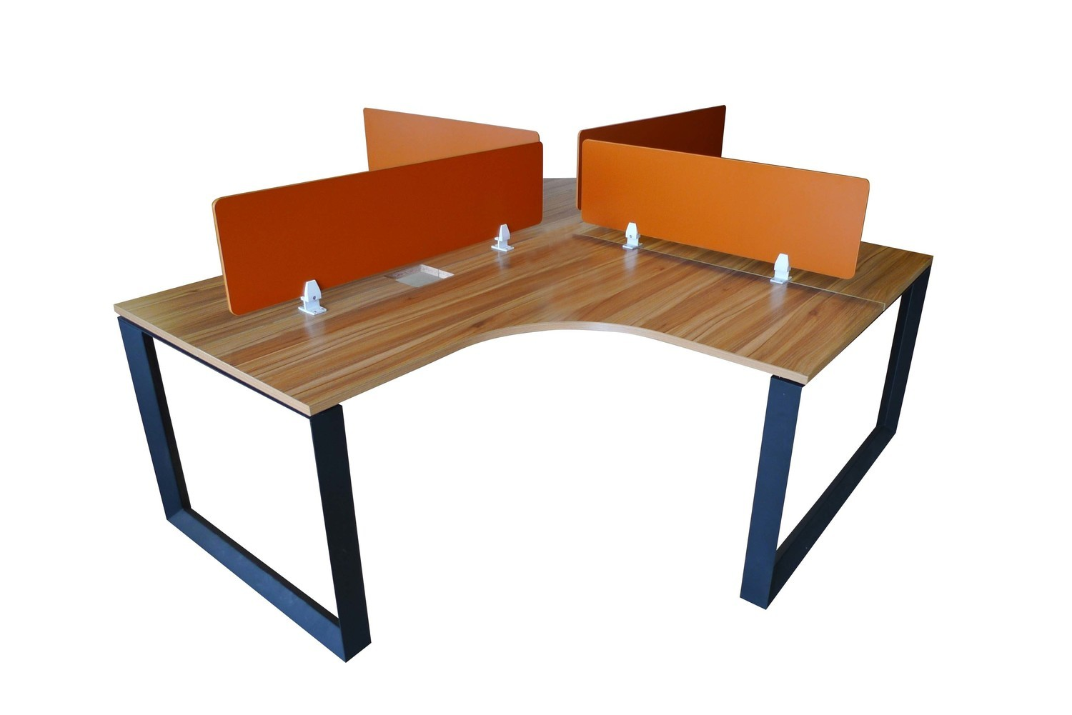 Ofix 214-OF (280x240) 4 Seaters Desk