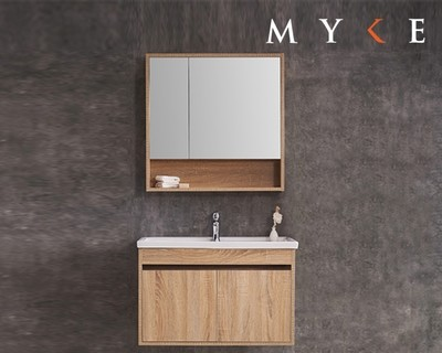 MYKE Bathroom Cabinet Set 101