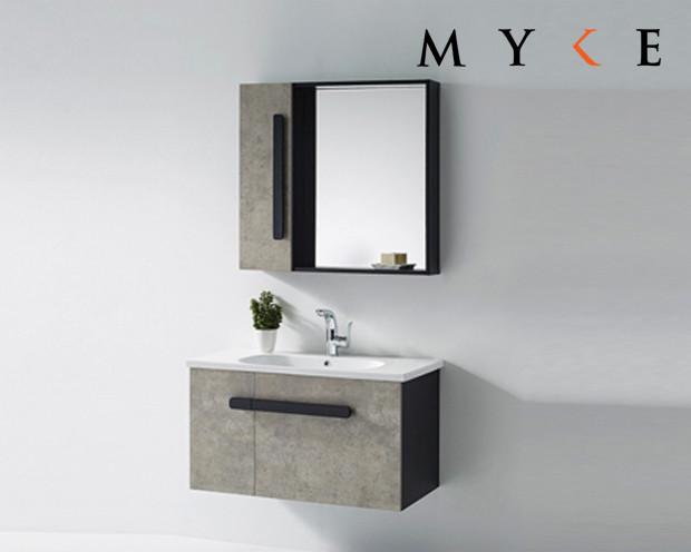 MYKE Bathroom Cabinet Set 104