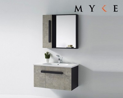 MYKE Bathroom Cabinet Set 104