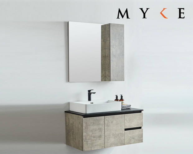 MYKE Bathroom Cabinet Set 105