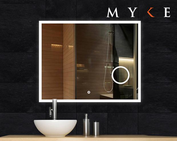 MYKE Illuminated Mirror w/ Defogger 605