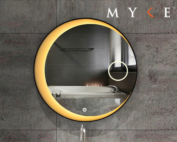 MYKE Illuminated Mirror w/ Defogger 606