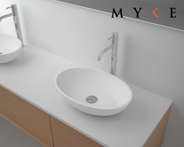 MYKE Corian® Basin 803