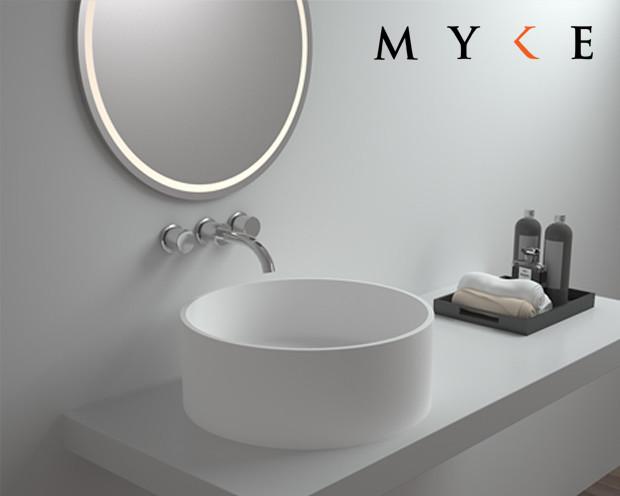 MYKE Corian® Basin 804