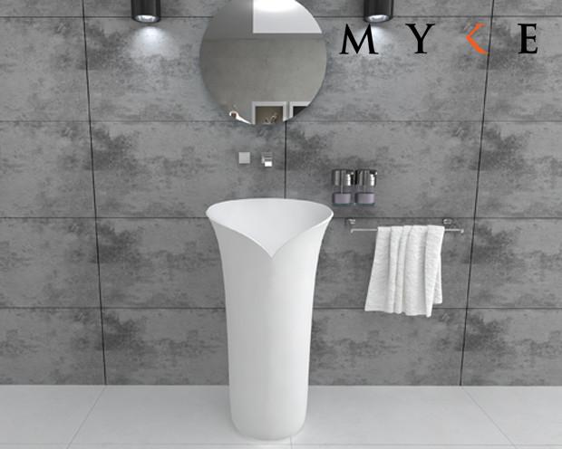 MYKE Corian® Basin 903