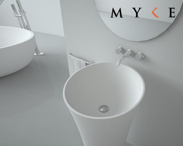 MYKE Corian® Basin 904