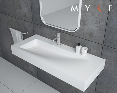 MYKE Corian® Basin 901