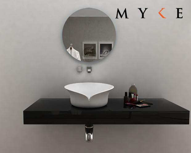 MYKE Corian® Basin 801