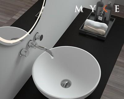 MYKE Corian® Basin 805