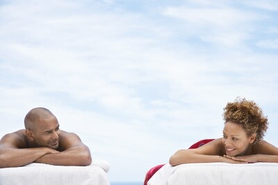 A DEUX ! Massages duo (à partir de 105€/personne)