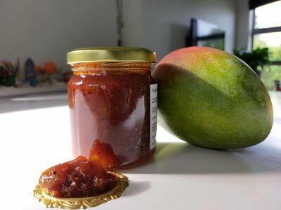 Nela's Condiment - Pickle Mango (Sweet & Spicy )