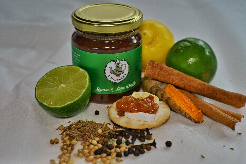 Nela's Condiment - Lemon & Lime  Pickle