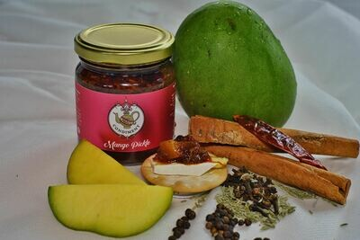 Nela's Condiment - Mango Pickle