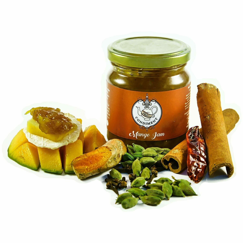 Nela's Condiment - Mango Jam