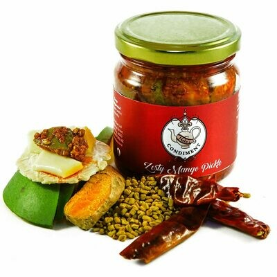 Nela's Condiment - Zesty Mango Pickle