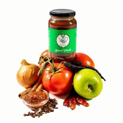 Nela's Spiced Tomato Sauce