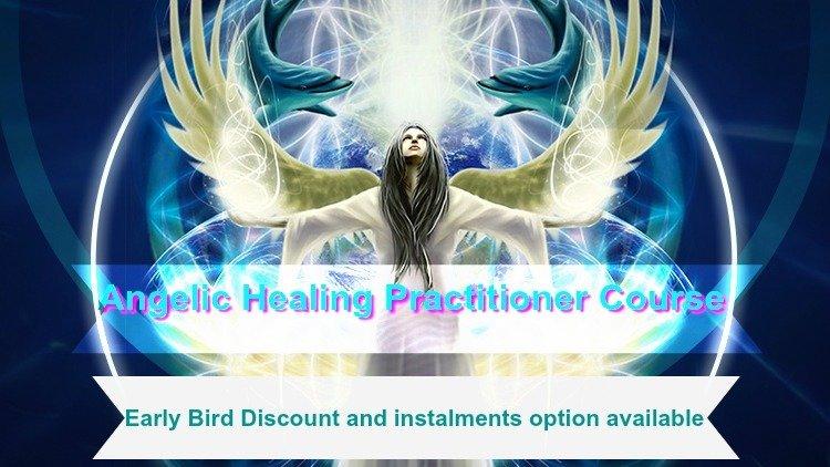 Certified Angelic Healing Practitioner Course