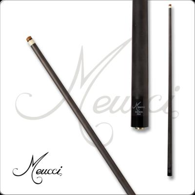 Meucci MECF Carbon Fiber Pro Shaft 12.25mm tip 15/16 18 Joint