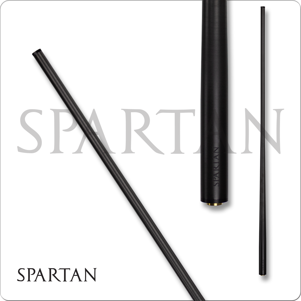 Spartan SPRV2B Carbon Fiber Shaft 12.25 mm Black Ferrule 15/16 18