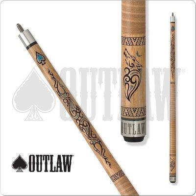 Outlaw OL33 Pool Cue 05