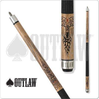 Outlaw OL40 Pool Cue o6