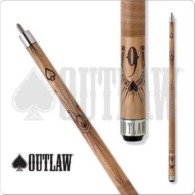Outlaw OL07 Pool Cue
