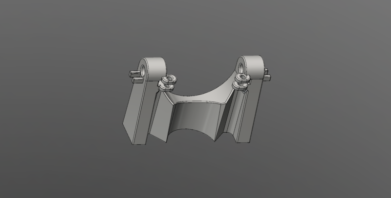 Quick Start Design Package - 2 hours of design time and one 6x6 3d printed model